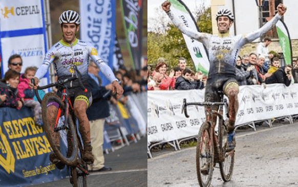 double victoire de Felipe Orts