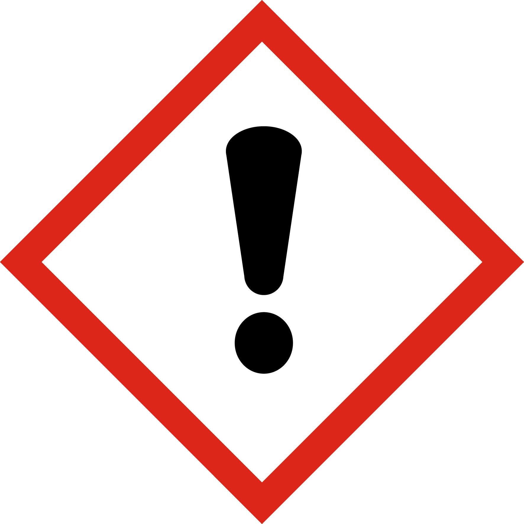 icone produit dangereux